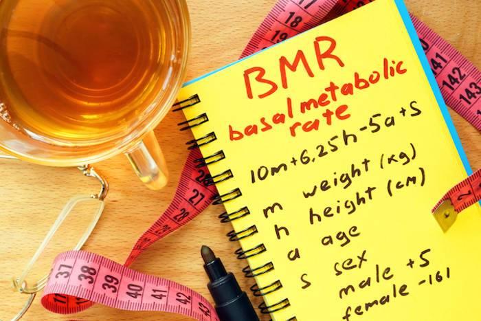 BMR Calculator (Basal Metabolic Rate, Mifflin St Jeor Equation)