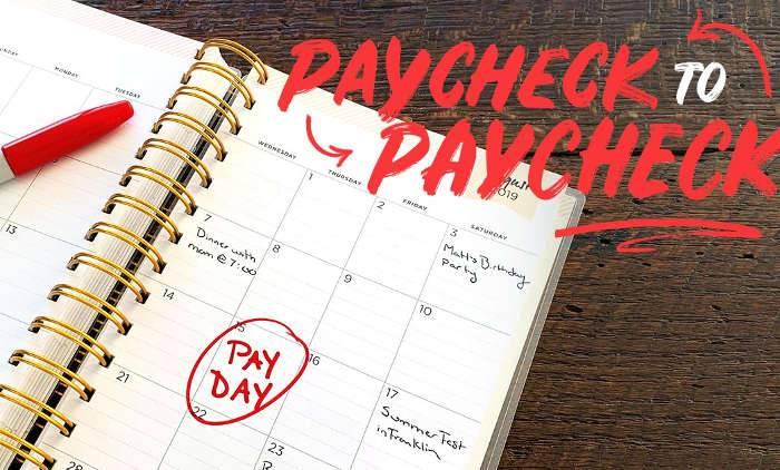 Salary to Hourly - Paycheck Calculator